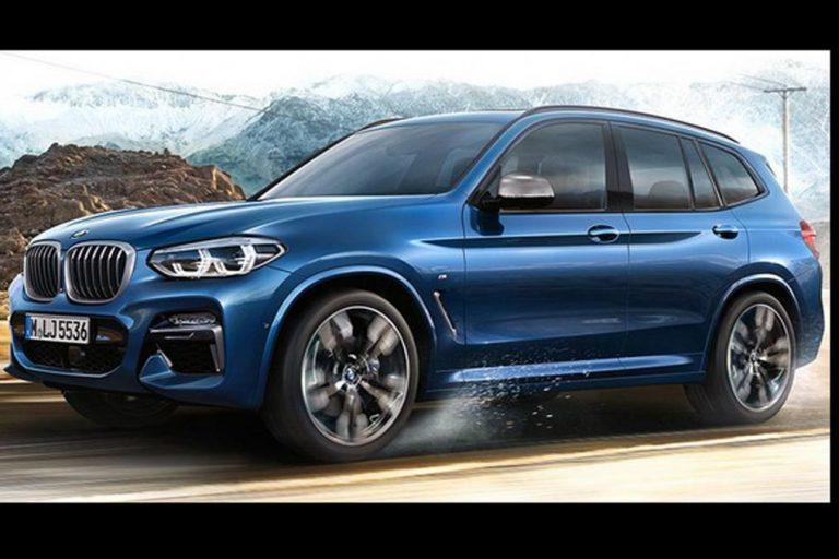 BMW X3.4