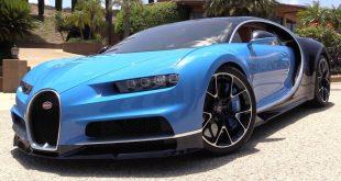 Porque el Bugatti Chiron es el automóvil de producción mas caro del mundo ?