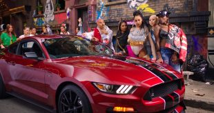 Ford Mustang is Perfect Car for New Little Mix Music Video