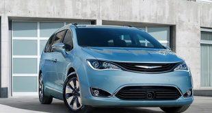 Fiat Chrysler para la producción del Pacifica Híbrido por sus defectuosas baterías