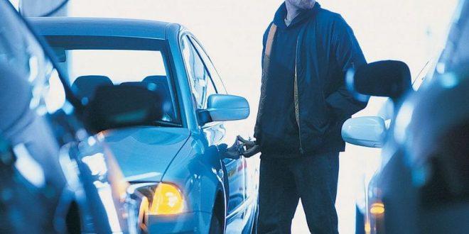robos de automóviles