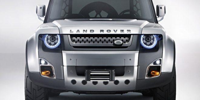 Land Rover Defender Concept 2017 HD Wallpaper