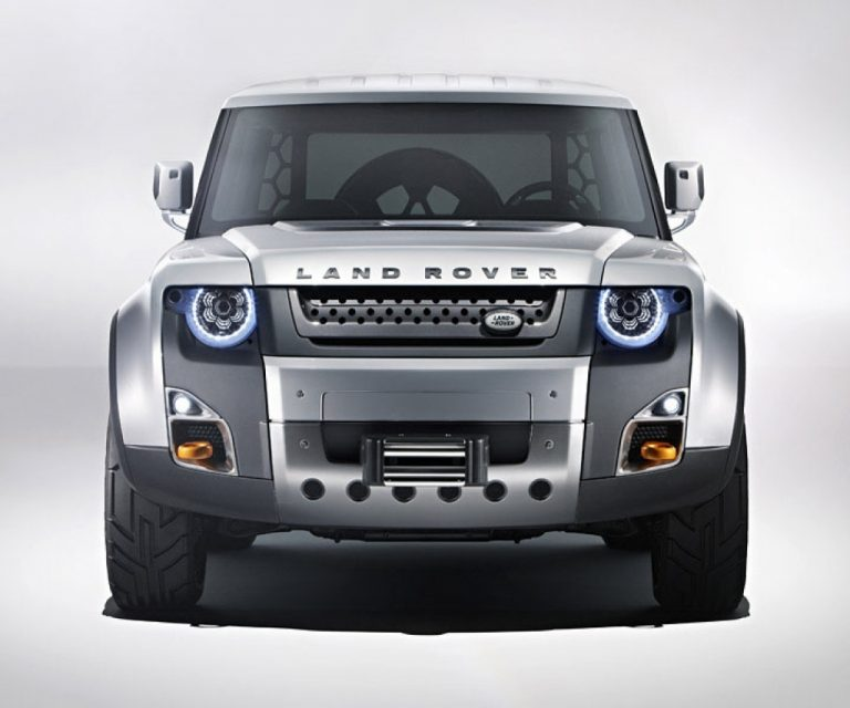 Land Rover Defender Concept 2017 HD Wallpaper