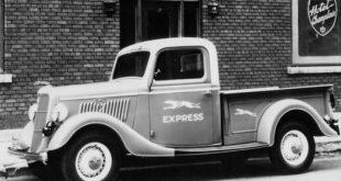 Las pick ups Ford cumplen 100 años