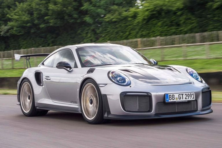 911 GT2 RS en el Goodwood Festival of Speed
