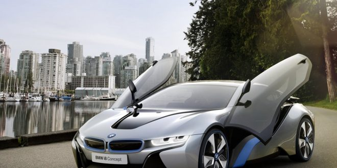 BMW electric future