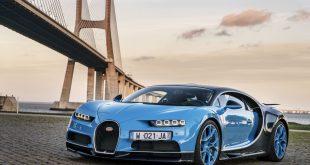Los próximos Bugattis Chiron pudieran ser eléctricos