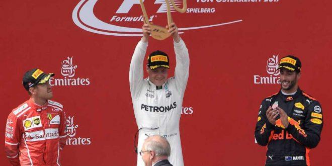 Austria de Fórmula 1