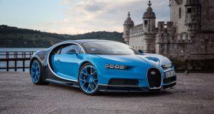 La EPA dio las cifras de economía del Bugatti Chiron