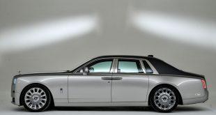 Rolls Royce presentó en Londres el Phantom de octava generación