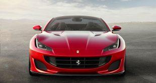 Frankfurt espera por la llegada de la Ferrari Portofino