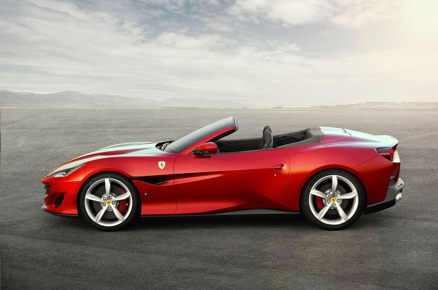 El nuevo convertible de la marca del Cavallino — Ferrari Portofino