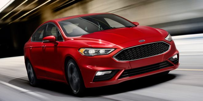 2017 Ford-Fusion-Sport-