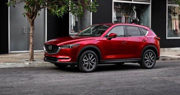 Prueba de manejo, Mazda CX-5 del 2017