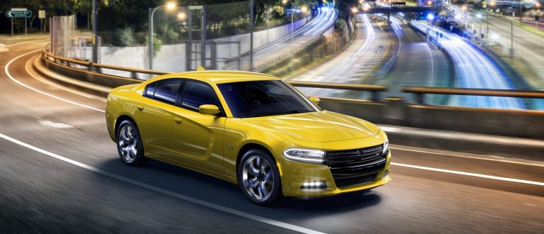 Dodge Charger del 2017