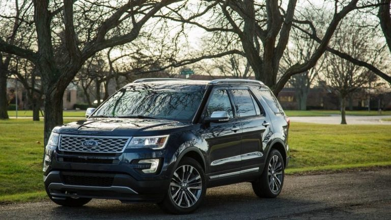 2017 ford explorer platinum 3