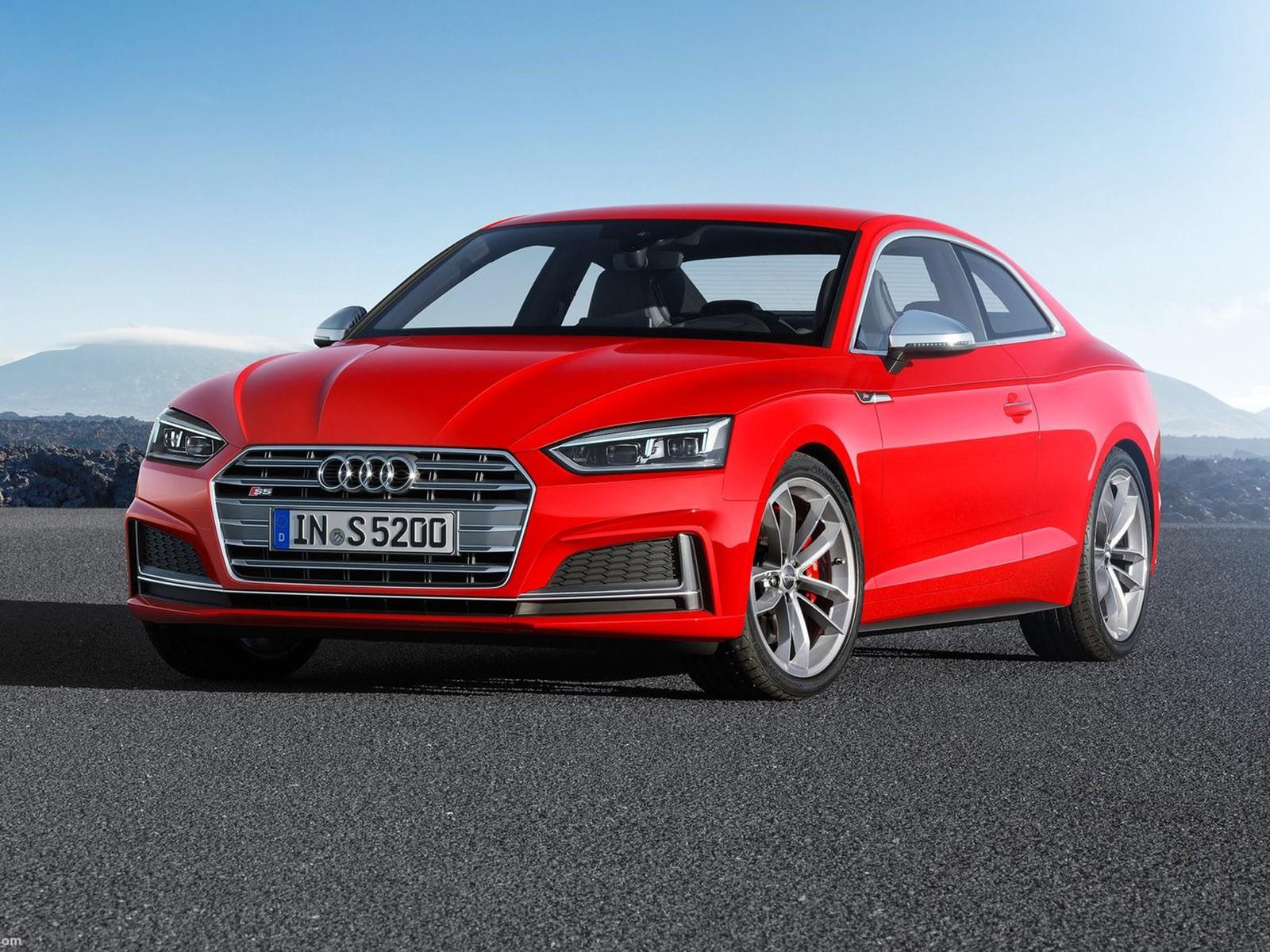 Audi A5 del 2018