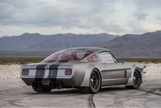 Ford Mustang 'Vicious' 4