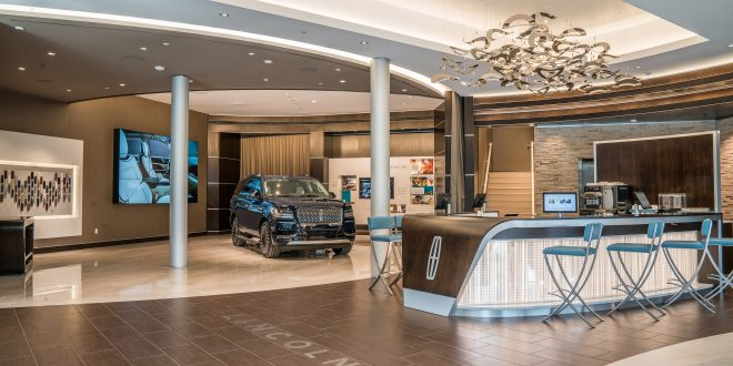 Lincoln Experience Center Opening_Dallas_2018 Navigator