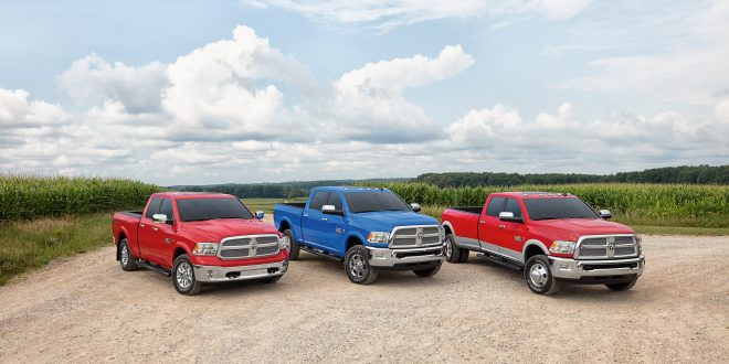 Ram Launches new 2018 Harvest Edition and celebrates agricultura