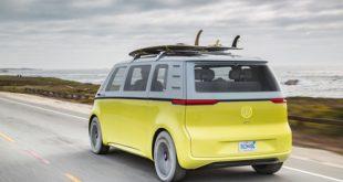 Los nostálgicos están de parabienes, ya que Volkswagen volverá a construir la icónica Kombi