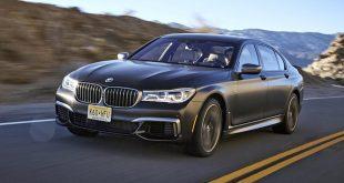 2018 BMW M760i