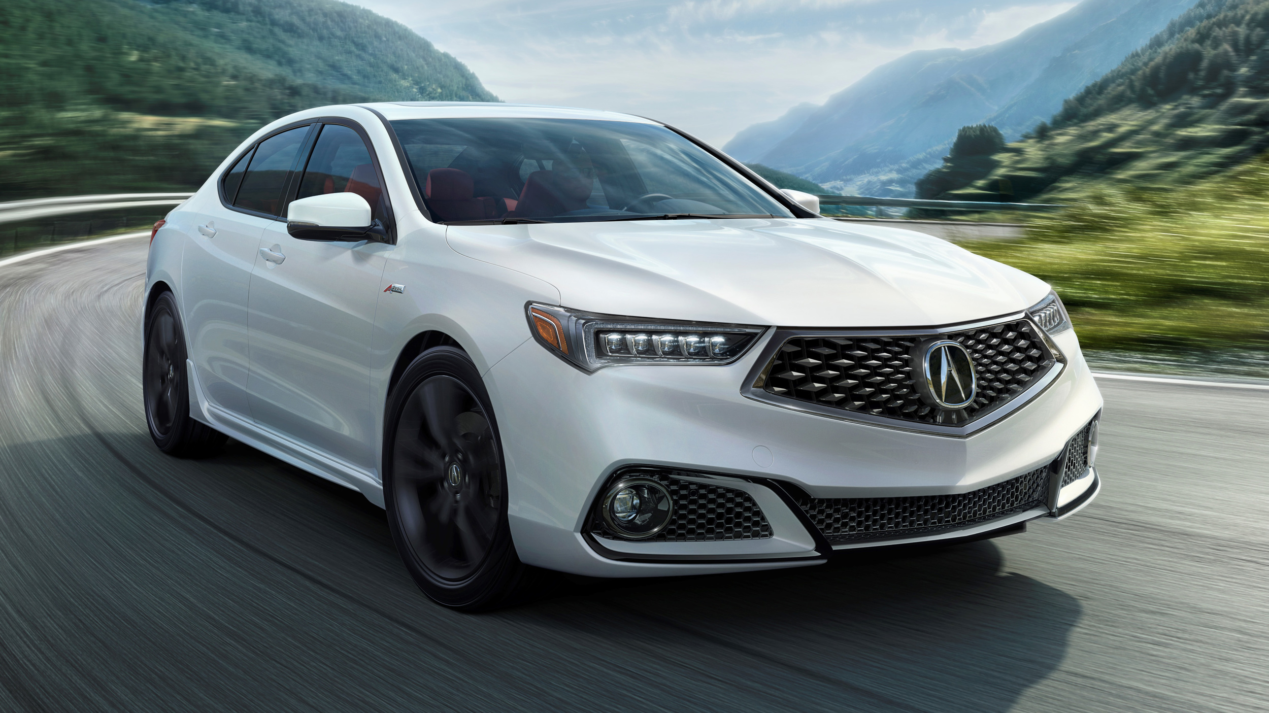 2018 Acura Tlx A Spec Drive And Review