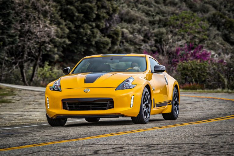 Nissan announces U.S. pricing for 2018 370Z