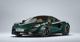 MSO McLaren 570GT in XP Green 1