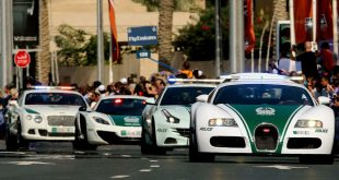 En casa de herrero cuchillo de palo. Dubai quiere mas vehículos eléctricos en sus carreteras