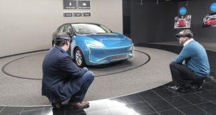"""Ford está probando con éxito la nueva tecnología """"HoloLens"""" de Microsoft"""