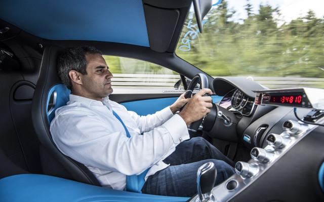 Juan Pablo Montoya logra récord mundial de aceleración