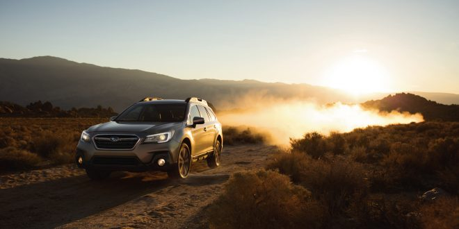 2018 Subaru Outback Drive and Review