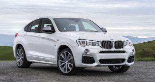 2017 BMW X$ M40i