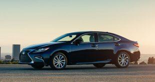 Lexus del 2017 ES 300h