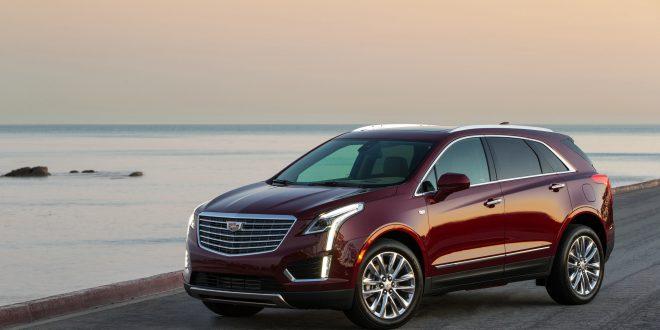 Prueba de manejo, Cadillac XT5 del 2018