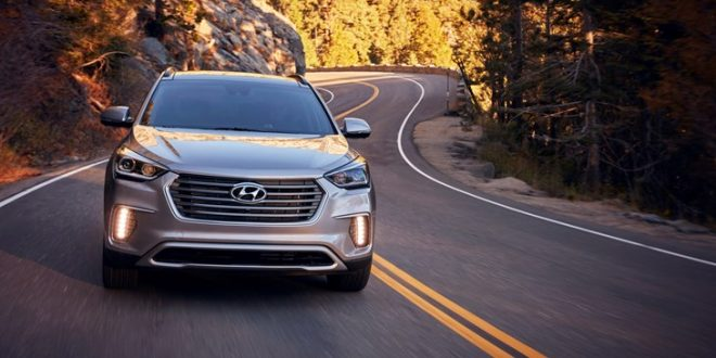 2018 Hyundai Santa Fe AWD Review (VIDEO)