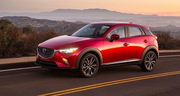 Prueba de manejo, Mazda CX3 del 2018