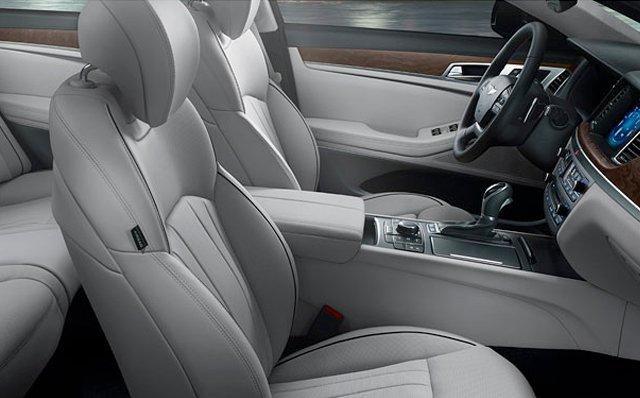 interior G80
