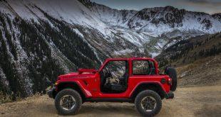 Jeep dio un avance de su nuevo Wrangler 2018