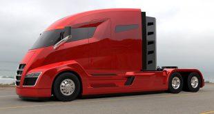 La presentación del camión de Tesla cumplió las expectativas de llamar la atención