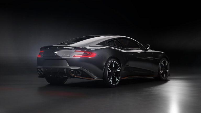 Aston Martin despide al Vanquish S con una edición muy especial por Manuel Arroyo