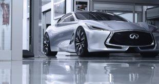 Infiniti quiere mostrar un nuevo sedan de lujo en el Auto Show de Detroit en Enero