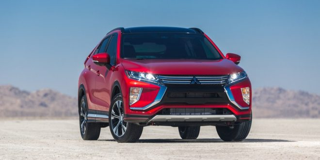 The 2018 Mitsubishi Eclipse Cross, a New Stylish CUV