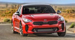 """Elegimos el """"Auto del Año"""" al mejor automóvil del mercado, el Kia Stinger"""