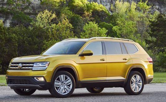 Prueba de manejo, Volkswagen Atlas, un SUV al gusto americano