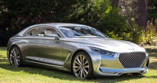 Genesis espera presentar en los próximos años una avalancha de nuevos modelos