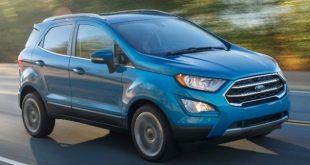 Con el nuevo Ecosport, Ford le agrega pimienta al segmento de los Crossovers Subcompactos