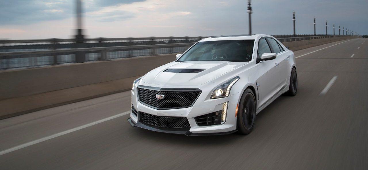 Prueba De Manejo Cadillac Cts V De Alto Rendimiento