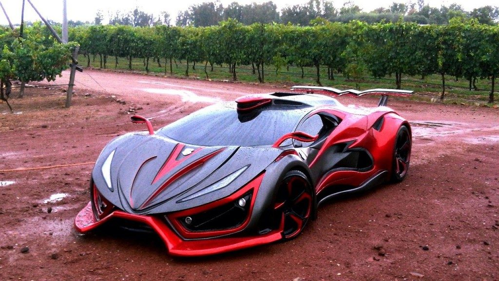 """Inferno Exotic Car 2017 >> Con el """"Inferno"""" México entra al territorio de los Híper autos — Puros Autos"""
